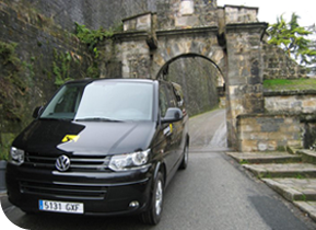 Long distance trips from and to La Rioja, Spain Abalons Taxi