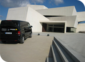 Business trips, conferences and seminars in La Rioja Spain Abalons Taxi